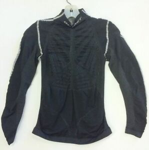 WP3 Cycling Long Sleeve BASE LAYER in Black - by Outwet