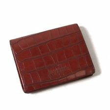 Jean-Paul GAULTIER HOMME Embossed wallet(K-36431)