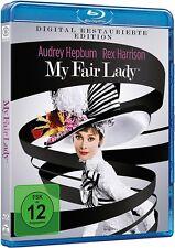 Blu-ray MY FAIR LADY (Remastered Edition) # Audrey Hepburn, Rex Harrison ++NEU