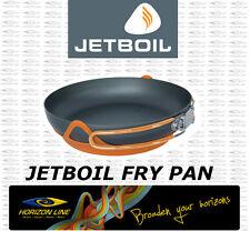 JETBOIL FluxRing Fry Pan suits Jet boil Gas Stoves Zip Flash SOL Al Ti Flux ring