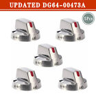 DG64-00473A Top Burner Control Dial Knob Range Oven Replacement for Samsung photo
