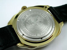 RUSSIAN  VOSTOK MILITARY KOMANDIRSKIE WATCH #8782 NEW