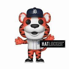 Pop! Vinyl - Baseball Mlb Mascots Detroit Tigers Paws