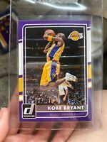Kobe Bryant 2015-16 Donruss #62 Basketball Card