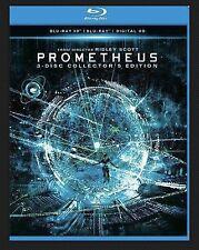 Prometheus (3D/Blu-ray Disc, 2015, 3D) 3-Disc Set     3-D,2-D Blu-Ray,Digital HD