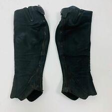 Ariat Black W's Volant Fusion Chap Size MT Leather Upper