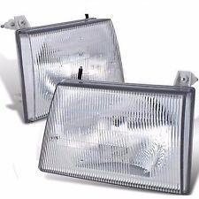 HOLIDAY RAMBLER AMBASSADOR 2000-2003 PAIR HEAD LIGHTS LAMPS HEADLIGHTS RV - SET