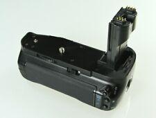 Multifunktionaler Batteriegriff gummiert BP-E7 kompatibel zu CANON EOS 7D BERLIN
