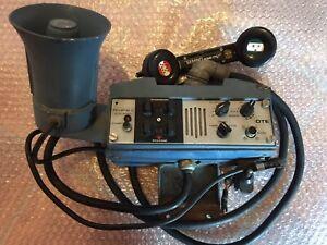 Radio OTE VP-80 telecomando Parla/ascolta VOX Moto Guzzi Falcone ex PS 1970