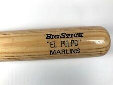 "Florida Marlins Antonio Alfonseca ""El Pulpo"" Game Issued Rawlings Bat 34/31"
