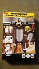 Tap Pro Bottle Adapter - Instantly Turn Bottled Beer Into Draft Beer, Reusable