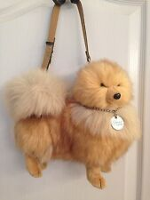 Pomeranian Purse by Fuzzy Nation
