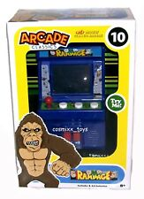 ARCADE CLASSICS ELECTRONIC RAMPAGE MIDWAY CLASSIC HAND HELD GAME BASIC FUN 2017