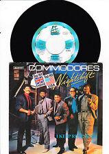 """7"""" Commodores - Nightshift ---------"""
