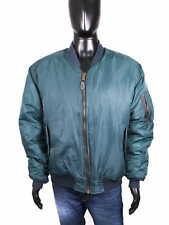 *Flyers Jacket Mens Jacket Bomber Doublesided XL