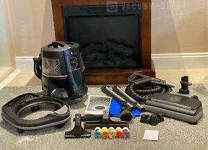 Look!! Rainbow E2 (Black) Type 12 Vacuum Cleaner, E Series Reconditioned 100%