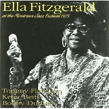 Ella Fitzgerald-at the Montreux Jazz Festival 1975 CD NUOVO