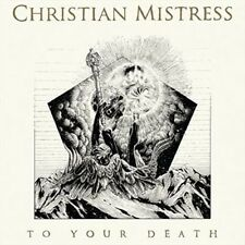 Christian Mistress to Your Death LP Vinyl 33rpm