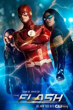 The Flash poster (c) - 11 x 17 inches