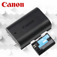 Genuine Canon LP-E6N Battery for EOS 60D 70D 80D 6D 7D 7DII 5DSR 5D 5DIII 5DIV