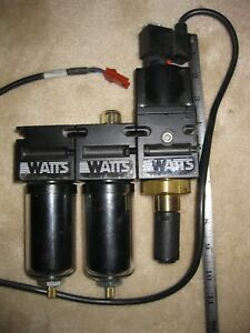 Watts SC75-03M M1 & F71-03WJ & F75-03WG & Series 2 CompAir Coil Regulator Filter