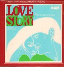The Peter Hamilton Orchestra(Vinyl LP)Love Story-Deacon-DEA 1052-UK-VG/VG