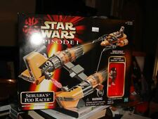 NEW! 1998 Star Wars Episode I E1 SEBULA'S POD RACER