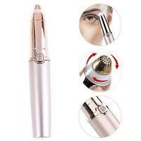 Stylo tondeuse épilateur rasoir à sourcils électrique pour femmes