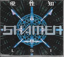 THE SHAMEN - LSI CD SINGLE 4TR Techno Euro House 1992 (Rough Trade) Germany