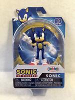Sonic The Hedgehog Wave 1 Modern Sonic 2.5-Inch Mini Figure OOP