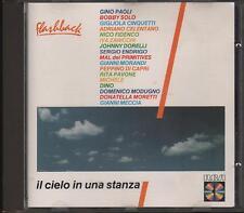 """RARO  CD 1988 """" IL CIELO IN UNA STANZA """" CELENTANO  PAOLI  PAVONE  MORANDI  SOLO"""