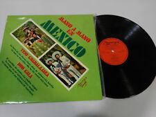 """DUO GALA TRIO GUADALAJARA MANO A MANO EN MEXICO LP VINILO 12"""" VINYL 1976 VG/VG"""