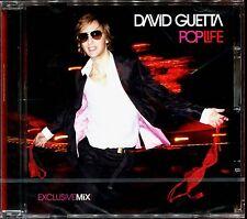 DAVID GUETTA - POP LIFE - EXCLUSIVE MIX - CD ALBUM NEUF ET SOUS CELLO