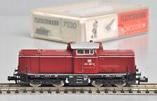 Fleischmann N 7230 - Diesellok BR 212 der DB, Ep.IV, altrot - Sammlermodell