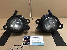 Genuine Ford Focus RS Mk1 Pair Front Fog Lights - Used