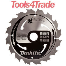 Makita B-07973 M Force Circular Saw Blade 210 x 30mm 16 Tooth