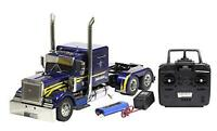 Tamiya 1/14 Big Truck 56343 No.43 Trailer Head Grand Hauler Full Operation Set