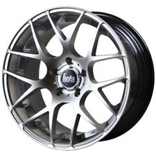 One Piece Rim A4 Wheels with Tyres