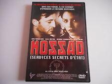 DVD - MOSSAD SERVICES SECRETS D'ETAT- DAN TURGEMAN - ZONE 2