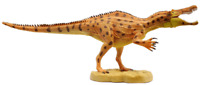 COLLECTA Dinosaur Figurine – Baryonyx  w'moveable jaw & Paleontologist 1:40 scal