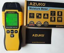 Azuno Wood Amp Building Moisture Meter Model Wmm09a
