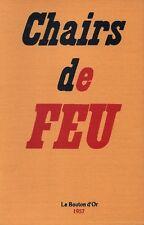 1957 Losfeld Chairs de feu La Grisette et l'étudiant Chansons d'amour curiosa