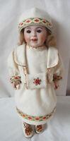 LAUGHING JUMEAU SFBJ 236 Antique French Doll 13 3/4 inches CIRCA 1910