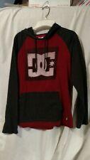 New listing Skateboard Pullover Hoodie size small petite DG brand burgundy gray