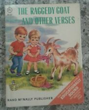 The Raggedy Goat And Other Verses Rand McNally Elf Book Vintage 1967