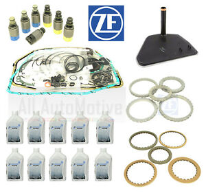OE ZF Auto Trans Master Overhaul Kit  for Audi BMW with 6HP19A