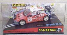SCX PRO colección mejorado Citroen Xsara WRC motor PRO turbo 20000rpm Scalextric