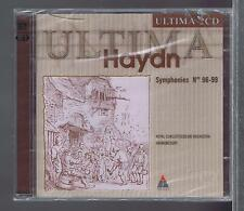 HARNONCOURT 2CDS NEW HAYDN SYMPHONIES 96.97.98.99