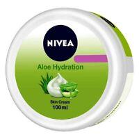 NIVEA Aloe Hydration Skin Cream | 100 ML | New | All Season Cream