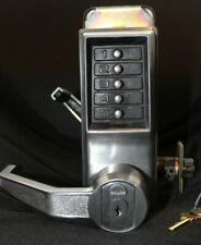 Kabe Ilco Simplex Mechanical Trim Code, Satine Chrome